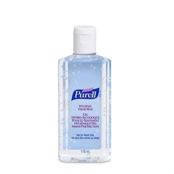 PURELL Purrell Bottle 24x118 ML  118mml  GJ9651